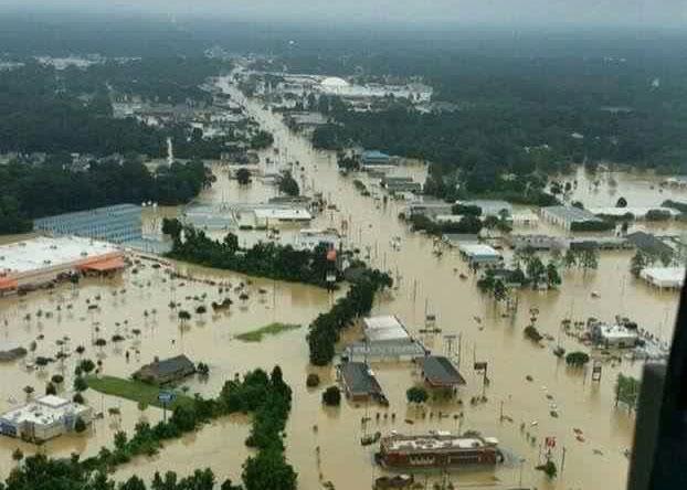 Louisiana Flood Relief 2016