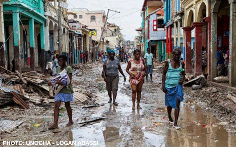 haiti relief mission