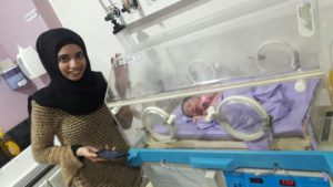 refugee babies in the NICU