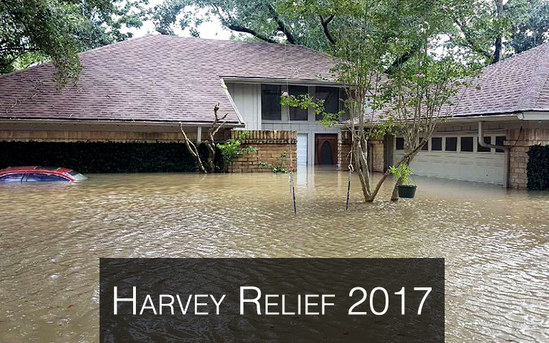 Harvey flood relief