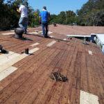 harvey rebuild roof repairs