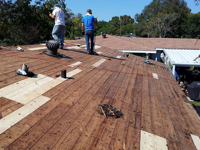 harvey rebuild roof repairs