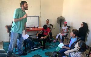 refugee summer english classes 2018