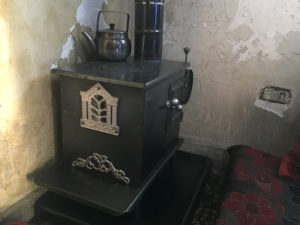 Syrian winter heaters