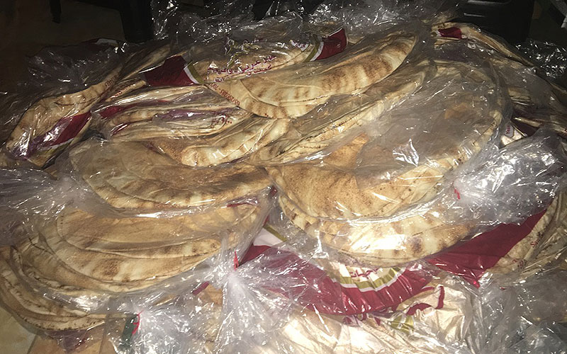 bread for refugees JAN20